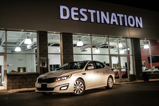 Destination Kia Car Dealership In Albany Ny 12206 Kelley Blue Book