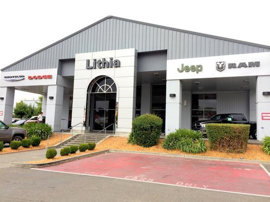 Lithia Chrysler Jeep Dodge >> Lithia Chrysler Jeep Dodge Ram Of Santa Rosa Car Dealership