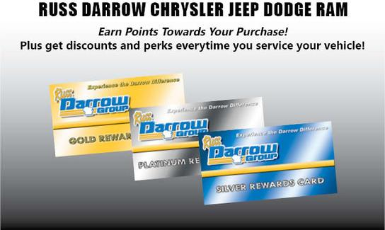 Russ Darrow Chrysler Jeep Dodge RAM of West Bend 3