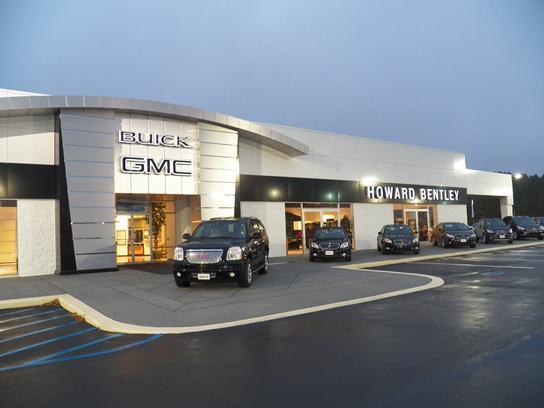Howard Bentley Buick GMC Albertville Car Dealership In - Dealer buick