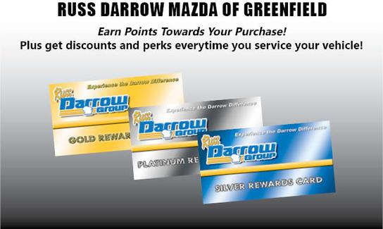 Russ Darrow Mazda Car Dealership In Greenfield WI - Mazda rewards