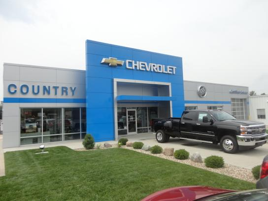 country chevrolet buick car dealership in north vernon, in 47265