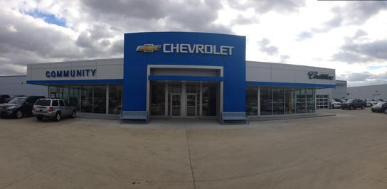 Cedar Falls Car Dealerships >> Community Chevrolet Cadillac Car Dealership In Cedar Falls Ia 50613