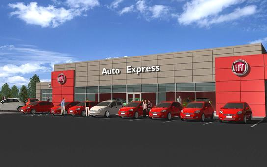 Auto Express Fiat Alfa Romeo of Erie 2
