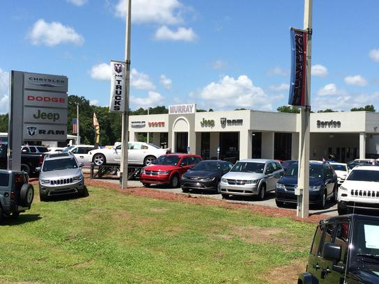 Murray Chrysler Dodge Jeep RAM Superstore