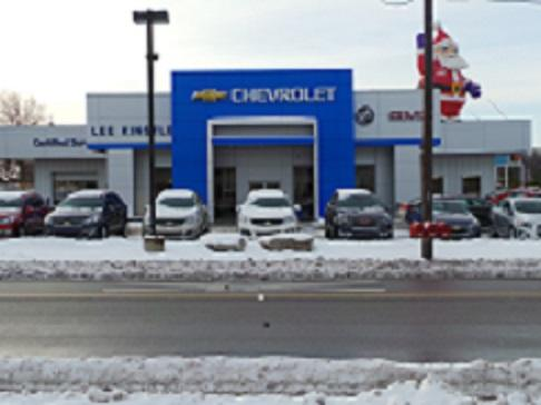 Lee Kinstle GM Sales and Service