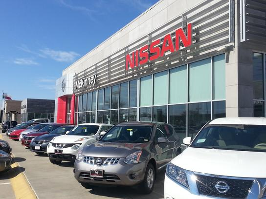 Nissan Of McKinney Car Dealership In McKinney, TX 75069 | Kelley Blue Book