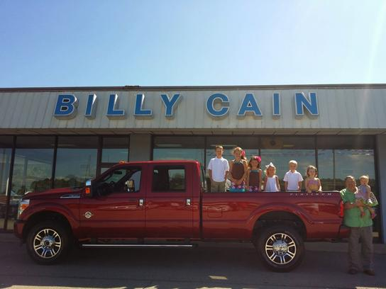 Billy Cain Ford