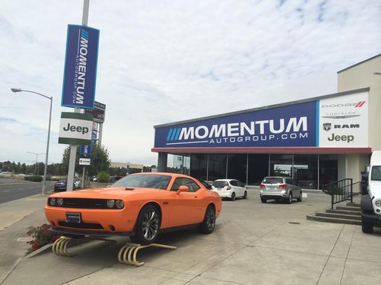 Motum Dodge Chrysler Jeep car dealership in VALLEJO, CA 94591 ...