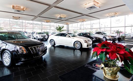 Crown Cadillac Car Dealership In Watchung NJ Kelley Blue Book - Cadillac dealers in nj