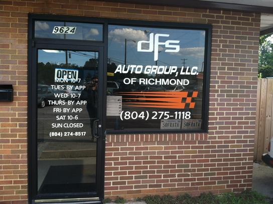 DFS Auto Group of Richmond 2