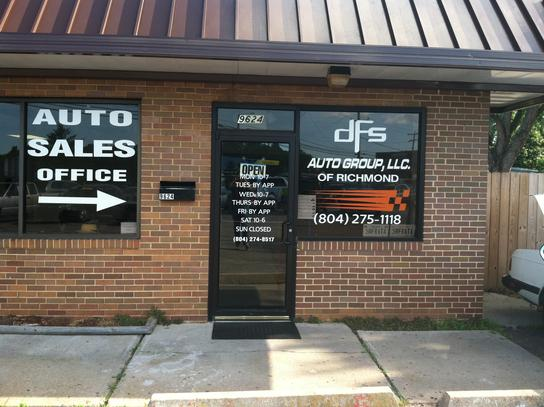 DFS Auto Group of Richmond