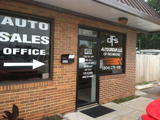 DFS Auto Group of Richmond 1