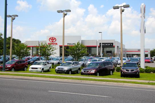 Car Dealership Specials At Phillips Toyota In Leesburg, FL 34788 | Kelley  Blue Book