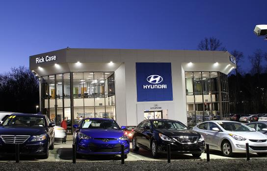 Rick Case Hyundai of Roswell