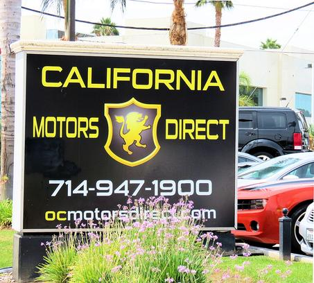 California Motors Direct 1