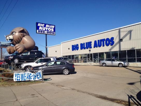 Big Blue Autos Car Dealership In Lexington Ky 40505 Kelley Blue Book