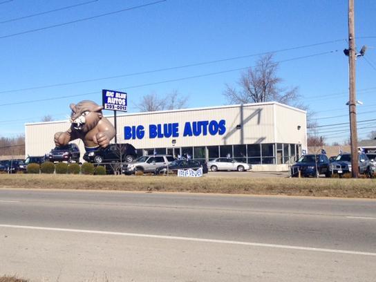 big blue autos car dealership in lexington ky 40505 kelley blue book. Black Bedroom Furniture Sets. Home Design Ideas