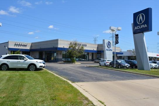 Ed Napleton Acura KIA car dealership in Elmhurst, IL 60126 ...