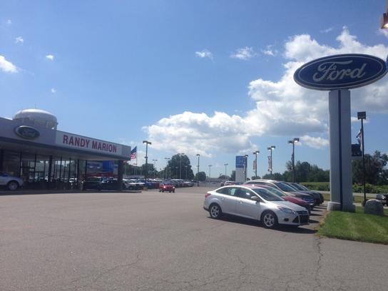 Randy Marion Ford Lincoln Car Dealership In Statesville Nc 28625