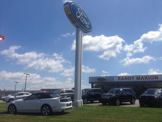 Randy Marion Ford Lincoln Car Dealership In Statesville Nc 28625 6274 Kelley Blue Book