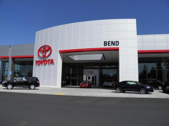 Kendall Toyota of Bend