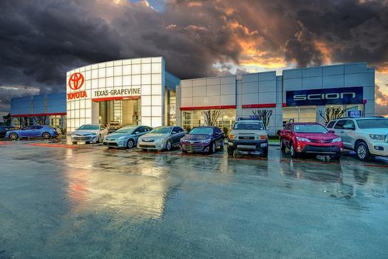Texas Toyota of Grapevine car dealership in GRAPEVINE, TX 76051-7689 ...