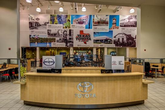 Texas Toyota of Grapevine 2