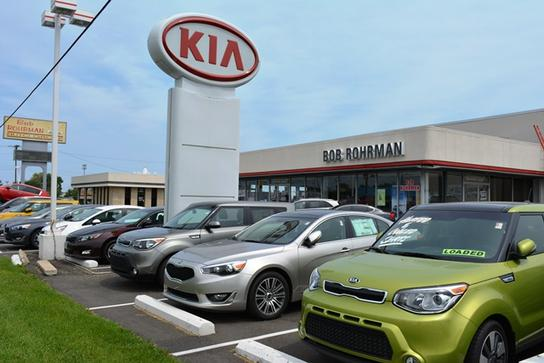bob rohrman kia car dealership in lafayette in 47905 kelley blue book. Black Bedroom Furniture Sets. Home Design Ideas