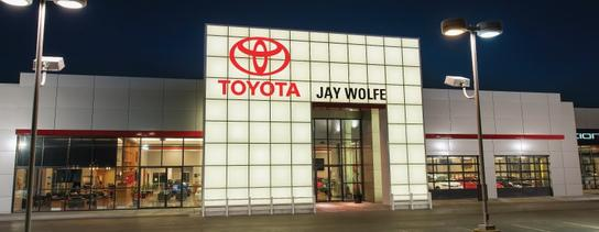 jay wolfe toyota car dealership in kansas city, mo 64153 | kelley