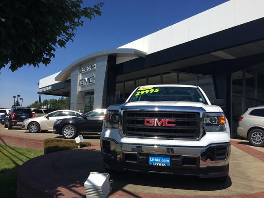 Buick GMC of Beaverton 1