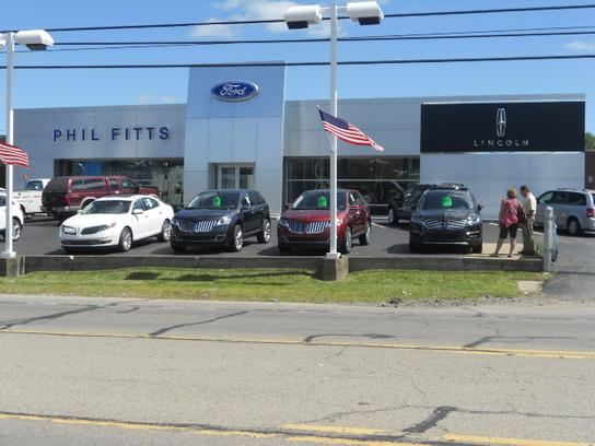 Phil Fitts Ford >> Phil Fitts Ford Lincoln Car Dealership In New Castle Pa 16105