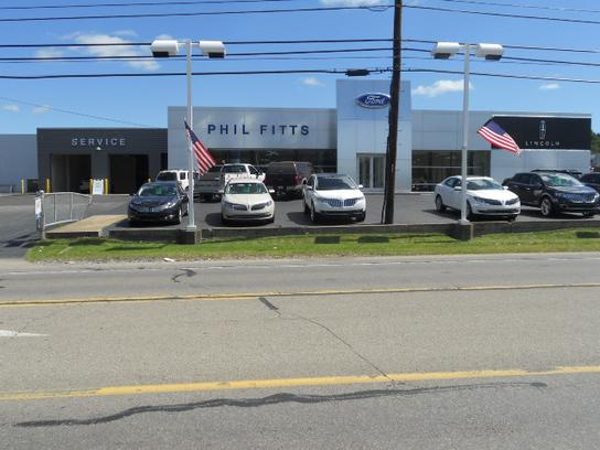 Phil Fitts Ford >> Phil Fitts Ford Lincoln Car Dealership In New Castle Pa