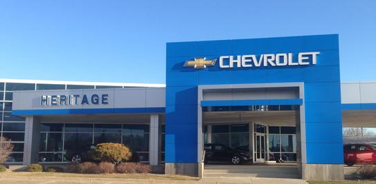 Wonderful Heritage Chevrolet   MI