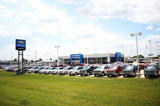 Leman S Chevy City Car Dealership In Bloomington Il 61704 Kelley