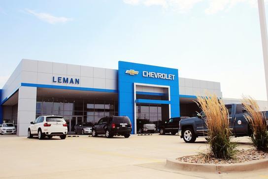Sam Leman Chevy >> Leman S Chevy City Car Dealership In Bloomington Il 61704