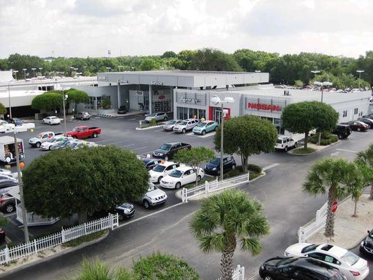 Nissan Car Dealers In Tampa