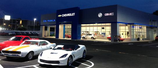 Car Lots In Somerset Ky >> Don Franklin Chevrolet Buick Gmc Car Dealership In Somerset Ky