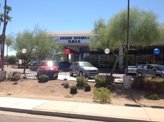 Mark Mitsubishi Phoenix Car Dealership In Phoenix Az 85022 Kelley
