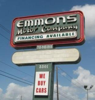 emmons autoplex car dealership in webster tx 77598