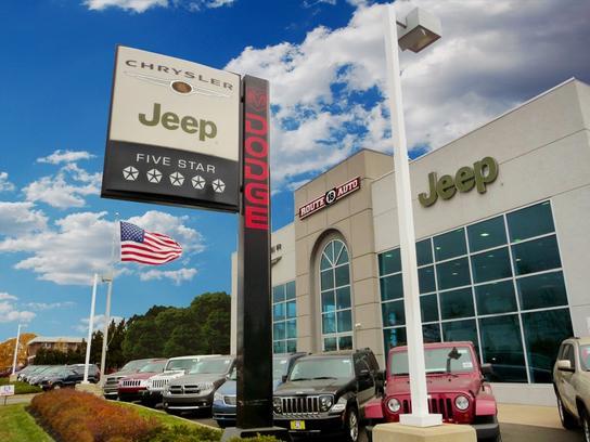 Route 18 Chrysler Jeep Dodge Car Dealership In East Brunswick Nj