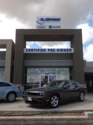 Bluebonnet Chrysler Dodge Ram Pre owned Center