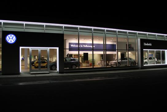Zimbrick Volkswagen of Madison car dealership in Madison, WI 53704