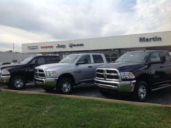 Martin Dodge Chrysler Jeep Ram 3