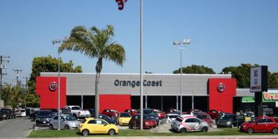 Orange Coast Alfa Romeo FIAT