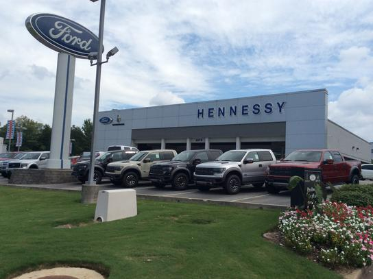 Hennessy Ford Lincoln Atlanta