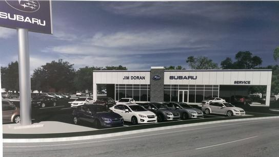 Jim Doran Auto Center Subaru