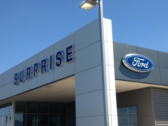 Surprise Ford