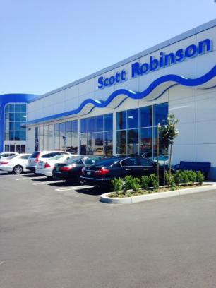 Scott Robinson Honda Car Dealership In Torrance CA 90503