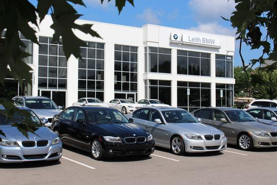 Leith Bmw Car Dealership In Raleigh Nc 27616 Kelley Blue Book